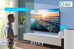 Tcl 65c715k 65 Pouces Qled 4k Ultra Hd Smart Android Tv Hdr 10+ Freeview Play New