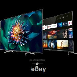 Tcl 65c715k 65 Pouces Tv Smart 4k Ultra Hd Qled Freeview Hd 3 Hdmi Dolby Vision