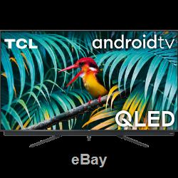 Tcl 65c815k 65 Pouces Smart Tv 4k Ultra Hd Qled 3 Hdmi Dolby Vision Bluetooth