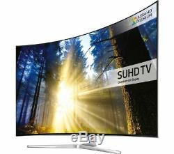 Téléviseur À Del De Qualité Supérieure À Del Quantum Dot Ultra Hd De 55 Po, Samsung Ue55ks9000