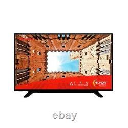 Toshiba 40u2063db, 40 Pouces Smart 4k Ultra Hd Tv Led Avec Hdr Collection Uniquement U