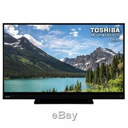 Toshiba 43t6863db Enregistrement Usb De Lecture Freeview De 43 Pouces Smart 4k Ultra Hd Avec Lecture Usb