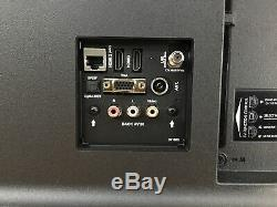 Toshiba 43t6863db Téléviseur Led Intelligent 43 Pouces 4k Ultra Hd A + Classé Dans Noir