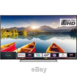 Toshiba 43u5863db Téléviseur Led Smart Hd 3 Hdmi 4k 43k Ultra Hd