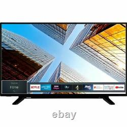 Toshiba 43ul2063db 43 Pouces Smart Tv 4k Ultra Hd Led Tnt Hd 3 Hdmi Dolby