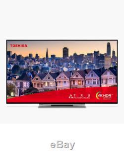 Toshiba 43ul3a63db 43 Pouces Intelligent 4k Ultra Hd Led Tv Hdr Tnt Hd Enregistrement Usb