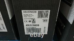 Toshiba 49 Pouces 49u5766db 4k Ultra Hd Smart Tv Avec Freeview Hd Et Freeview