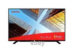 Toshiba 50 Pouces 50ul2063db Smart 4k Ultra Hd Hdr Wifi Led Tv