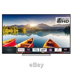 Toshiba 50u6863db Téléviseur Intelligent Hd 4 Pouces Ultra Hd Hdr 50 Pouces Freeview Hd Lecture