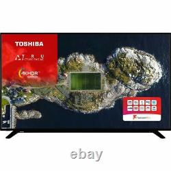 Toshiba 50ul2063db 50 Pouces Tv Smart 4k Ultra Hd Led Freeview Hd 3 Hdmi Dolby