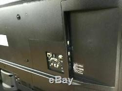 Toshiba 55u5863db Téléviseur Led Smart Hdmi 4k Ultra Hd 3 De 55 Pouces A + Noir