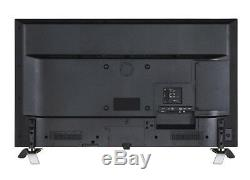Toshiba 55u6663db Téléviseur Led Smart 4k Ultra Hd 55 Pouces, Freeview Play Wifi, Argent