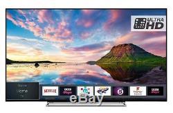 Toshiba 55u6863db Téléviseur Led Smart 4k Ultra Hd Hdr De 55 Pouces Avec Affichage Gratuit