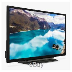Toshiba 55vl3a63db 55 Pouces Intelligent 4k Ultra Hd Led Tv Tnt Lecture Grade C