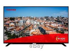 Toshiba 65u2963db 65 Pouces Smart 4k Ultra Hd Hdr Led Tv Tnt Lecture Grade C