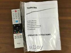 Toshiba 65u6863db 65 Pouces Intelligent 4k Tv Ultra Hd Avec Dolby Vision