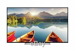 Toshiba 65u6863db Téléviseur Led Smart Wifi Ultra-haute Définition Hdr 65 Pouces 65k, Noir