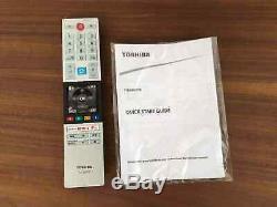 Toshiba 75u6863db Téléviseur Led Intelligent 75 Pouces 4k Ultra Hd A + Classé