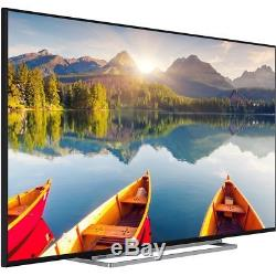 Toshiba Téléviseur Del Intelligent 65 Pouces 4k Ultra Hd 3 Hdmi. Tout Neuf. Modèle 65u5863db